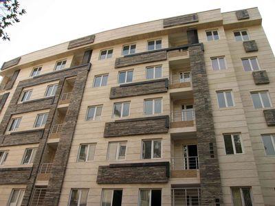 دو گروه آپارتمانهای نوساز در بازار املاک مصرفی