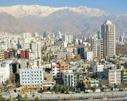ریزش کم سابقه قیمت مسکن در شمال تهران