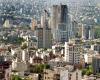کاهش ۵۹.۸درصدی معاملات آپارتمان تهران در خرداد/ متوسط قیمت هر مترمربع، ۱۳۳میلیون ریال شد
